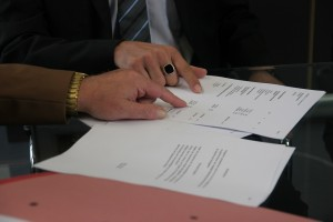 reviewing an energy contract