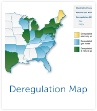 Deregulation Map
