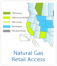 Natural Gas Retail Access